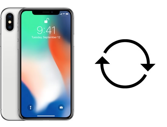 iPhone Datenrettung, iPhone X