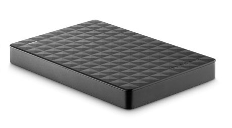 "Seagate 2,5"" Festplatte Expansion Portable mit 2 TB, USB 3"