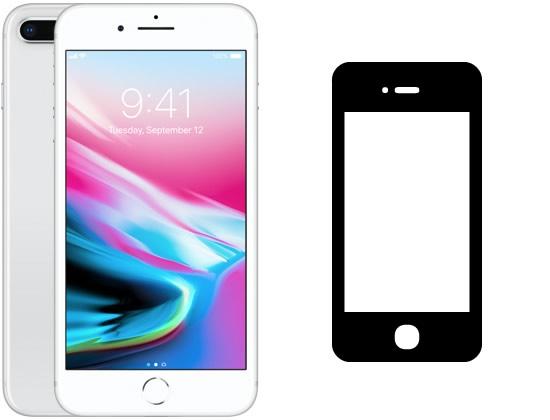 iPhone 8 Plus Display-Reparatur (Original)