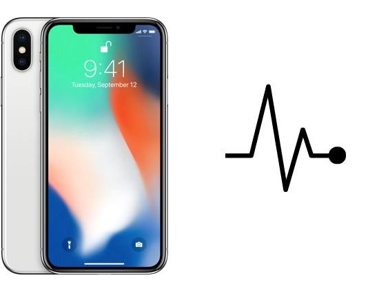 iPhone Diagnose / Kostenvoranschlag, iPhone X