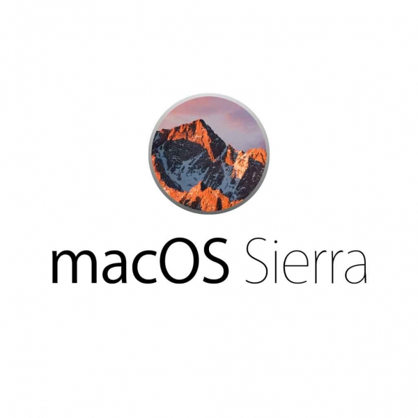 Apple macOS Sierra Installations-Medium
