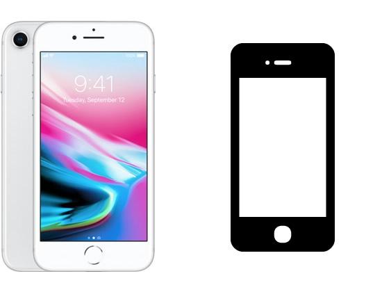 iPhone 8 Display-Reparatur (Original)