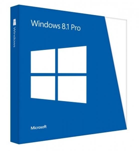 Microsoft Windows 8.1 Pro 32/64BIT, ESD