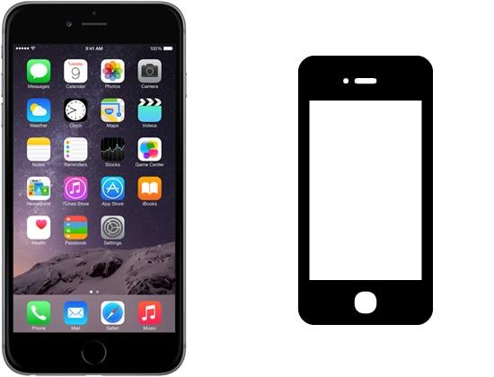 iPhone 6 Plus Display-Reparatur (Original)