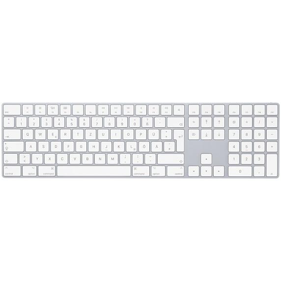 Apple Magic Keyboard mit Ziffernblock