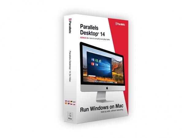Parallels Desktop 14 inkl. Windows 10 Pro und Installation