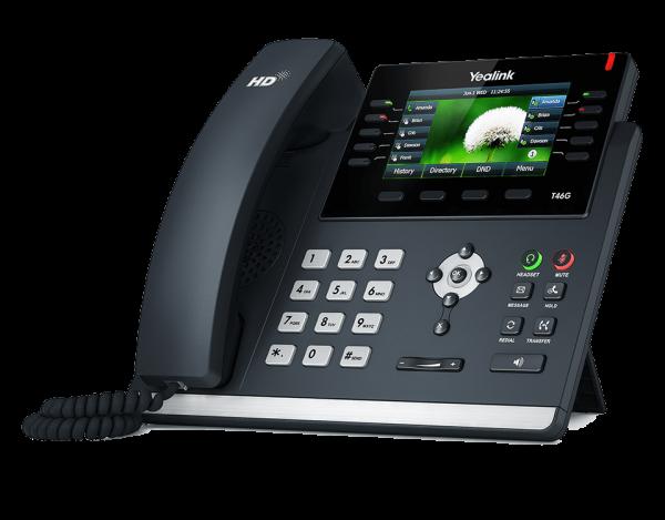 Yealink T46G VoIP Business Phone - Gebrauchtware