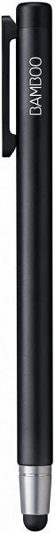 Wacom Bamboo Alpha, kapazitiver Stylus, 2. Generation, für iPad und iPhone, schwarz