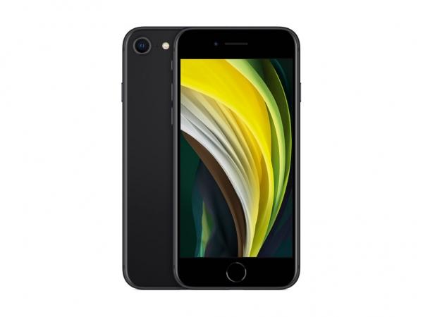 iPhone SE, 128 GB, schwarz