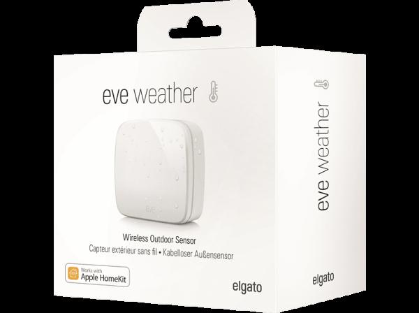 Eve Weather Außensensor (Apple HomeKit)