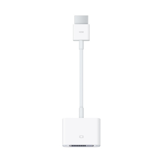 Apple HDMI auf DVI Adapter