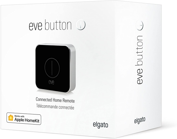 Eve Button - Smarte Fernbedienung (Apple HomeKit)