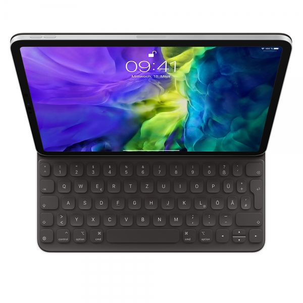 "Apple Smart Keyboard Folio für iPad Air (4. Generation) und 11"" iPad Pro (2. Generation)"