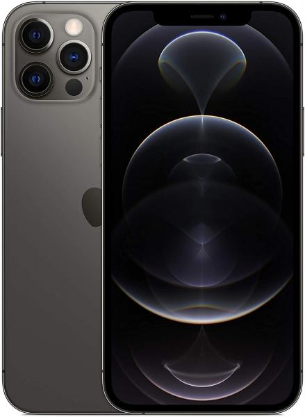 iPhone 12 Pro, 512 GB, graphit