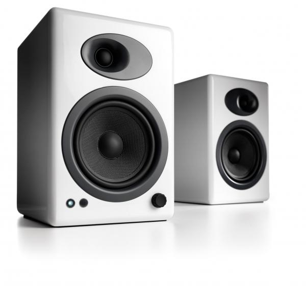 Audioengine A5+ Lautsprechersystem - Ausstellungsstück