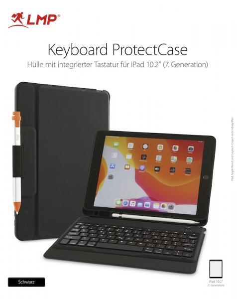 "LMP Keyboard ProtectCase für iPad 10.2"" (2019/2020)"