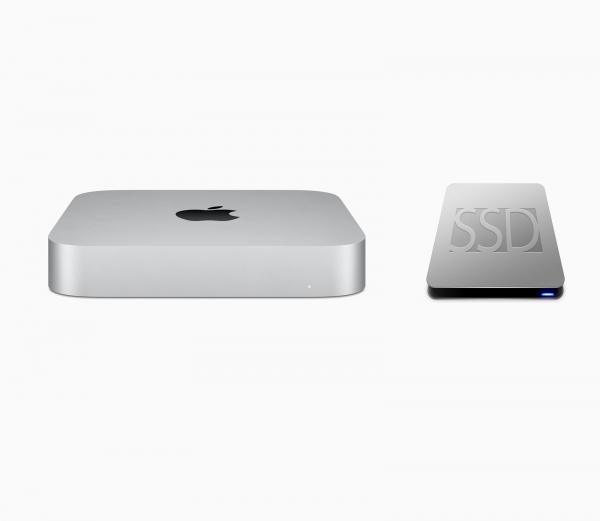 Mac mini SSD-Upgrade ab Mitte 2010