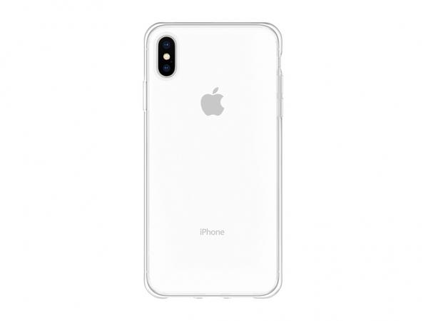 Griffin Reveal für iPhone Xs Max - Transparent