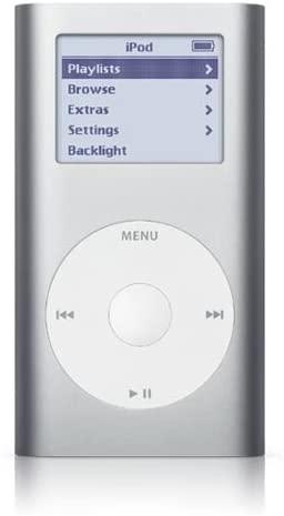 Apple iPod mini 4GB, silber - Gebrauchtware