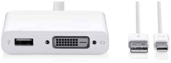 Apple Mini DisplayPort auf Dual-Link-DVI Adapter - Gebrauchtware