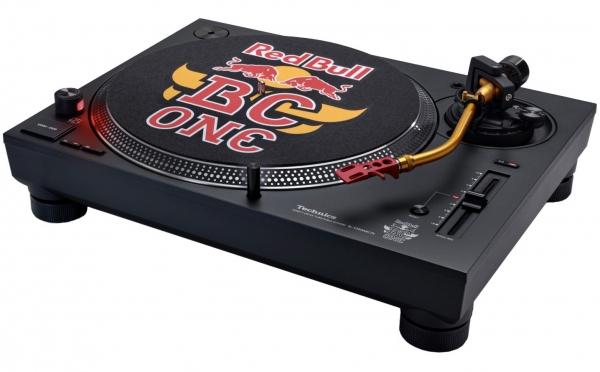 """Technics SL-1210 MK7R """"Red Bull BC One"""""""