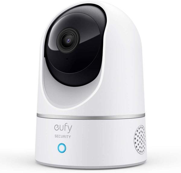 eufy Indoor 2K Sicherheitskamera mit Sprachassistent