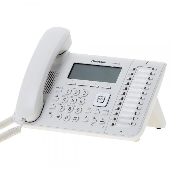 Panasonic KX-UT136 VoIP Business Phone - Gebrauchtware