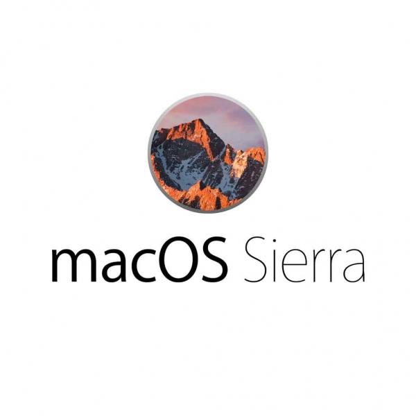Apple macOS Sierra Installations-Medium