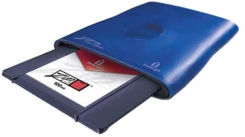 Iomega Zip 100 Laufwerk, USB, schwarz - Gebrauchtware