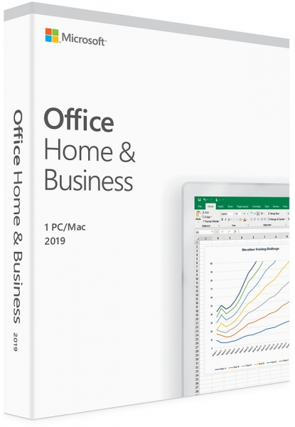 Microsoft Office Home & Business 2019, Mac, ESD