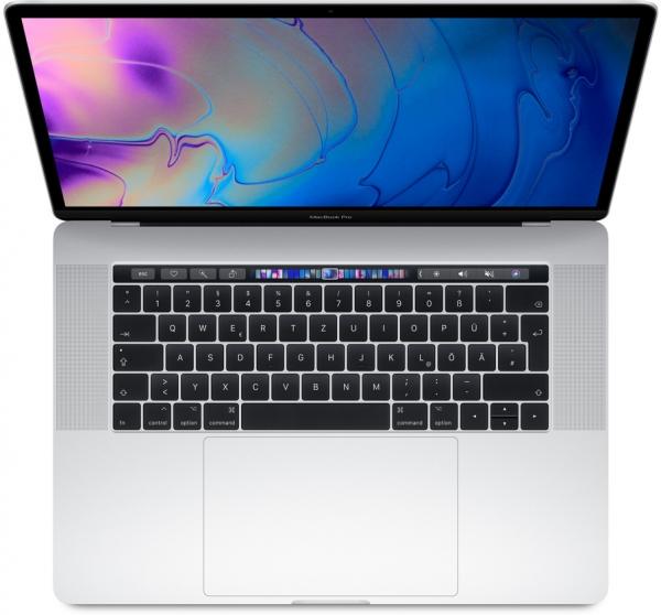"""MacBook Pro 15"""" Retina, Touch Bar, 256GB SSD, 3 Jahre Garantie"""