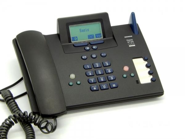 Siemens Gigaset 4135 ISDN - Gebrauchtware