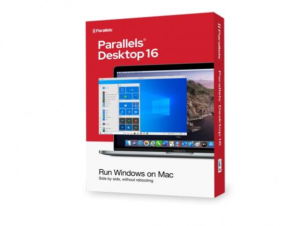 Parallels Desktop 16 für Mac