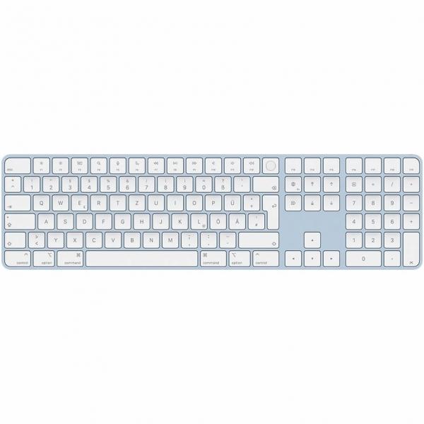 """Apple Magic Keyboard mit Touch ID und Ziffernblock, für iMac 24"""", Austausch für das Magic Keyboard"""