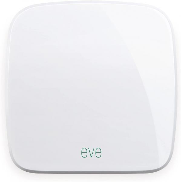 Eve Room - Raumklima- & Luftqualitäts-Monitor (Apple HomeKit)
