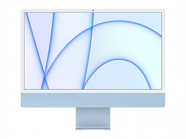 """iMac 24"""" ab 512 GB SSD (8‑Core CPU / 8‑Core GPU), 3 Jahre Garantie"""