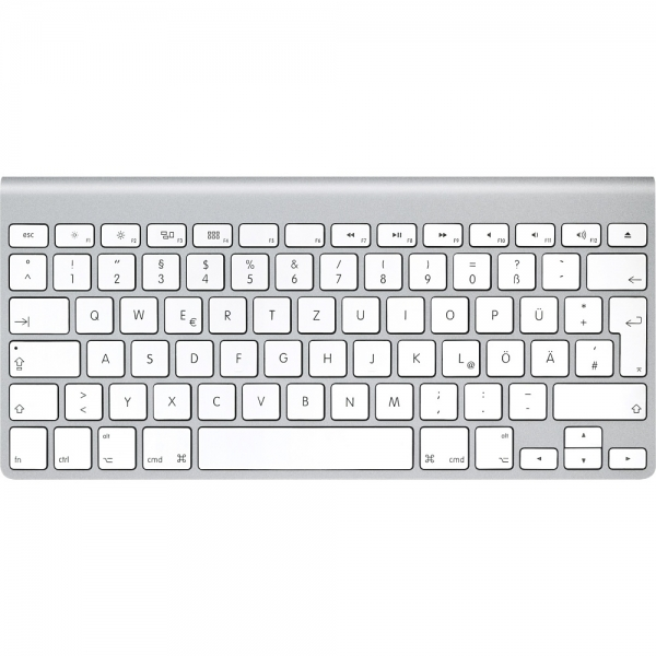 Apple Wireless Keyboard - Gebrauchtware
