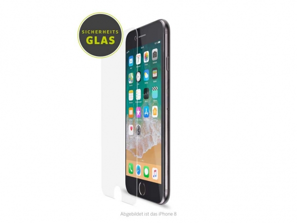 Artwizz SecondDisplay für iPhone SE (2020) 6/7/8 (SICHERHEITSGLAS)