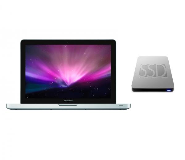 MacBook und MacBook Pro SSD-Upgrade ab Mitte 2006