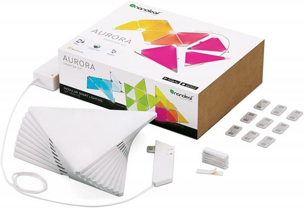 Nanoleaf Aurora Starter Kit - Gebrauchtware