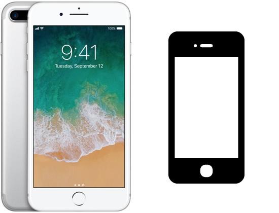 iPhone 7 Plus Display-Reparatur (Original)