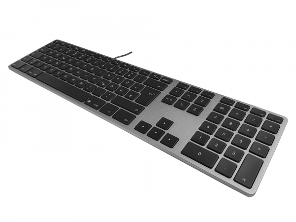 Matias USB Keyboard mit Ziffernblock